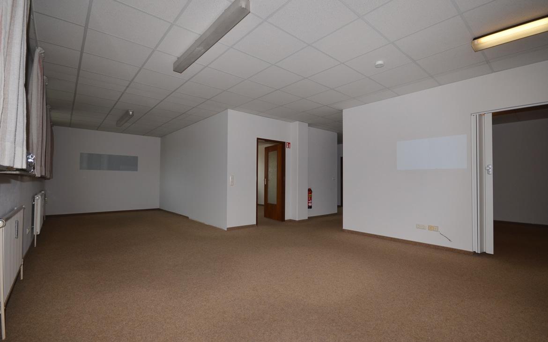 Flur-Bürofläche